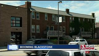 Blackstone District coming to life - Video