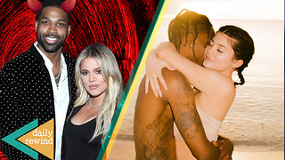 "Khloe Kardashian ""Living In Hell!"", Kylie Jenner & Travis Scott Working On Baby #2! 