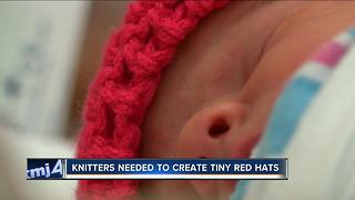 Hospitals in Milwaukee collecting hats for infants for 'Little Hats, Big Hearts' program - Video