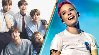 OMG! Halsey SECRETLY Collaborating with BTS!!??