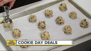 National Cookie Day Deals and Freebies - Video