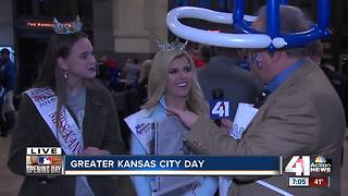 Greater Kansas City Day at Union Station - Video