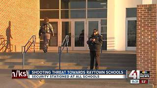 Raytown schools to increase police presence Monday after threat on Snapchat - Video