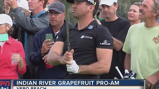 Jason Day plays in Indian River Grapefruit Pro-Am in Vero Beach - Video