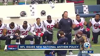 David Clowney reacts to Anthem Policy - Video