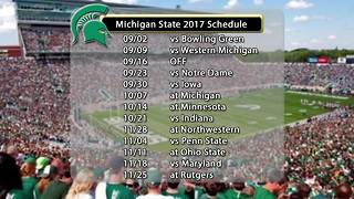 MSU vs Michigan - Video