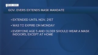 New face mask mandate for Wisconsin