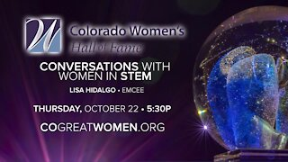 Colorado Women's Hall of Fame presents A Conversation with Women in STEM