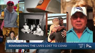 Remembering the lives lost to COVID-19 pt. 2