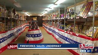 Fireworks Stands Say Canceled Summer Events Could Increase Sales