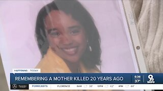 Remembering a mother killed 20 years ago