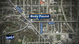 Suspicious Death: Body found in Racine