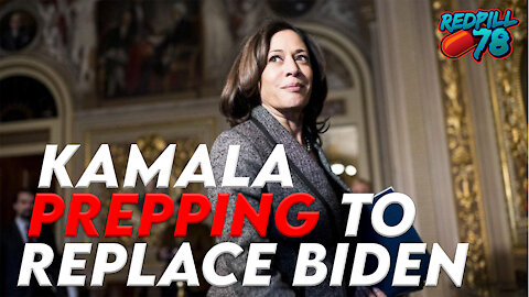 Kamala Prepping To Replace Biden Any Day - RPN Short