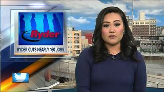 Ryder to close Greenville facility, lay off 159 workers - Video