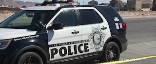 Las Vegas police involved in shooting in northeast part of town