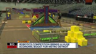 FIRST Championships to bring tens of thousands from around the world to Detroit