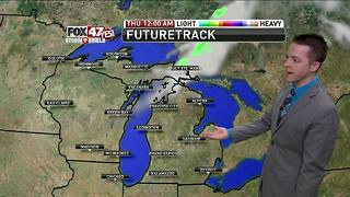 Dustin's Forecast 10-17 - Video