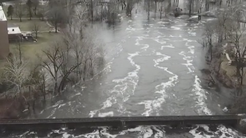 Elkhart Under State of Emergency as Flood Threat Remains