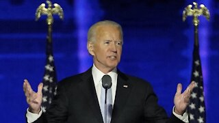 President-Elect Joe Biden Addresses Nation