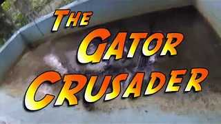 Gator Crusader Uses Animal Behavior to Predict Weather Forecast - Video