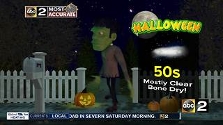 Halloween Forecast - Video