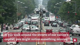 Why is there no J Street in Washington, D.C.? | Rare News - Video