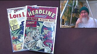 Full Live Stream of Reading Headline Comics #27, Includes Poll and Pre- & Post-Discussion [ASMR]