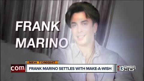 Frank Marino and Make-A-Wish on good terms now