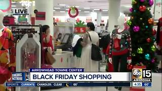 MCSO heading out to mall parking lots on Black Friday - Video