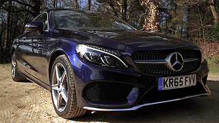 2016 Mercedes C-Class Coupé review - Video