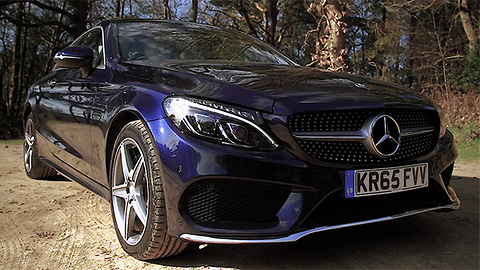 2016 Mercedes C-Class Coupé review