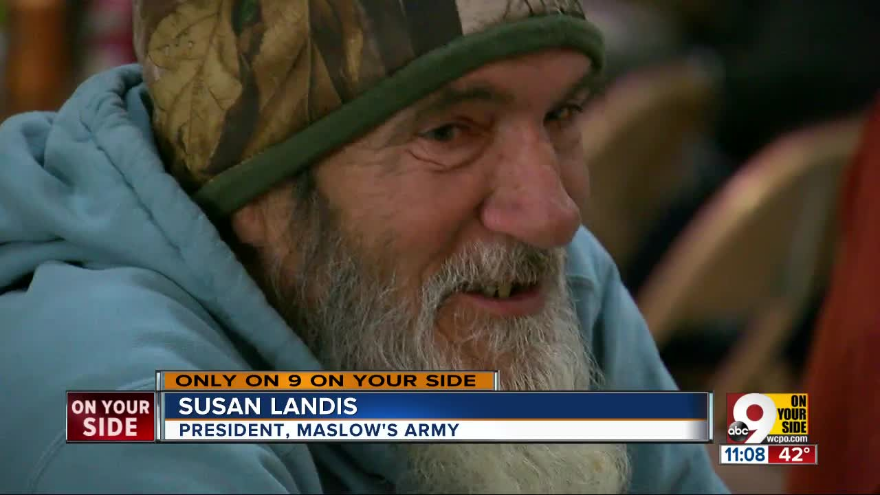 Local church opening doors as cold shelter for the winter