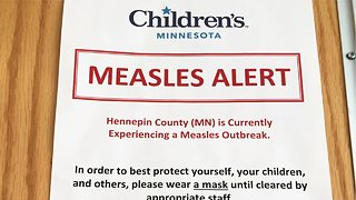 Measles Outbreak Declared In Five States