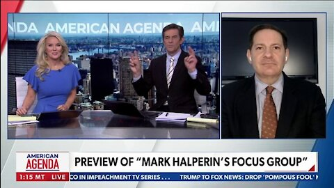 """Preview of """"Mark Halperin's Focus Group"""