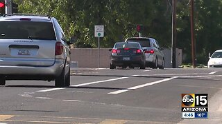 Mesa working to improve traffic for student safety and parents