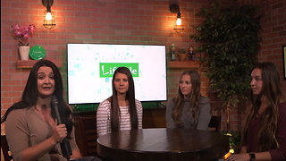 3 Girls Believe They Saw Jesus on Top of Mountain After Finding Envelope Under Rocks - Video
