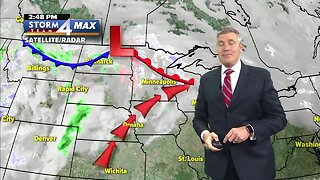 Brian Gotter is tracking your evening weather for January 1, 2020