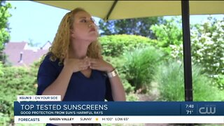 Consumer Reports: Best sunscreen protection for 2020