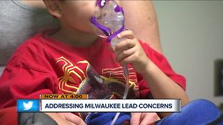 Addressing Milwaukee lead concerns - Video