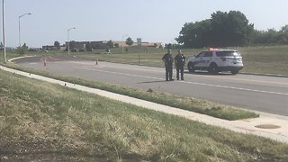 2 Critically Injured After Shooting Near Kansas Elementary School - Video