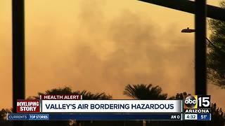 Burning restrictions extended in Phoenix