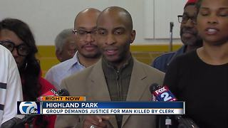 Gas station clerk arrested in connection with deadly shooting