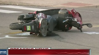One person killed in crash involving scooter in Boulder - Video