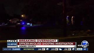 Deputies: Suspect shot after firing at deputies in Adams County