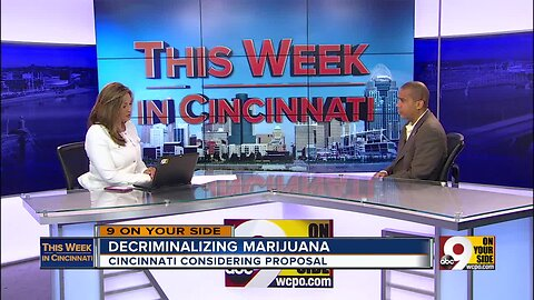 This Week in Cincinnati: Chris Smitherman on marijuana proposal