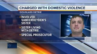Former boyfriend of murder victim posts bond in domestic abuse case - Video
