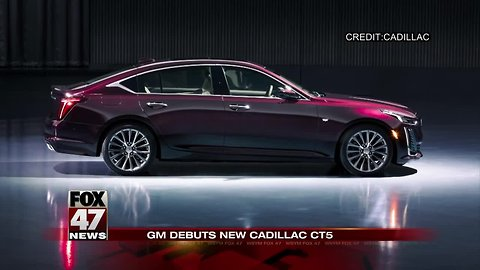 New Cadillac to be built in Lansing