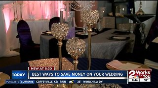 Best ways to save money on your wedding