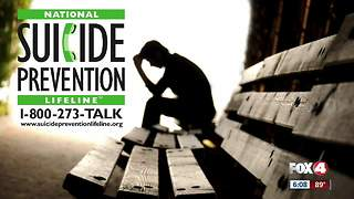 To Save Life : Warnings Signs and Help For Suicide Prevention - Video