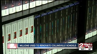 Millions used to renovate Collinsville schools